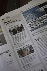 berliner Zeitung 2 woend 070913