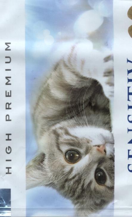 cat weiß blau topic