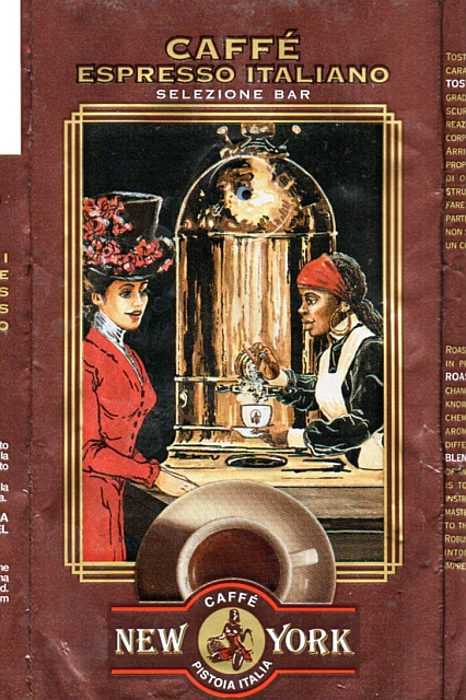 Kaffee braun metalic