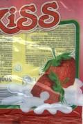 Erdbeersahne Schaum