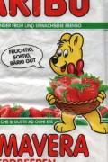 Erdbeerschaum